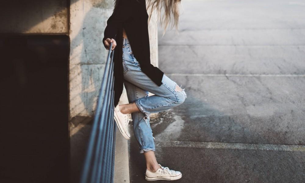 Ripped Denim Jeans in Sydney